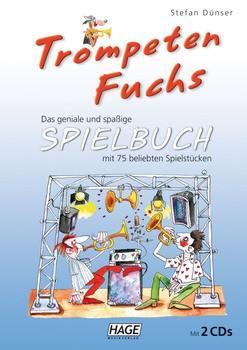 Trompeten Fuchs Spielbuch mit 2 CDs Stefan Dünser