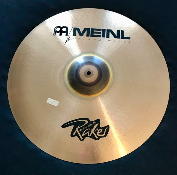 "Meinl Cymbal Raker Serie 20""Medium Ride"