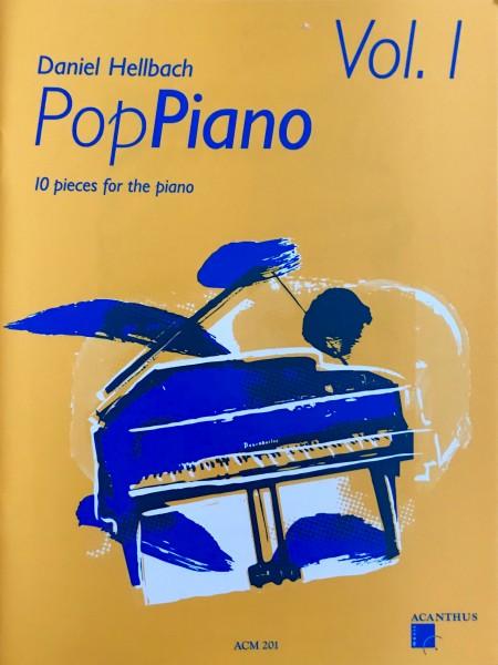 Pop Piano Vol. 1 Daniel Hellbach 10 Pieces for Piano