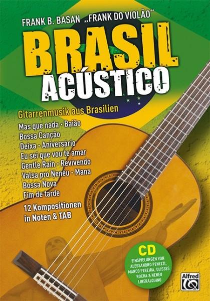 Brasil Acústico von Frank Basan