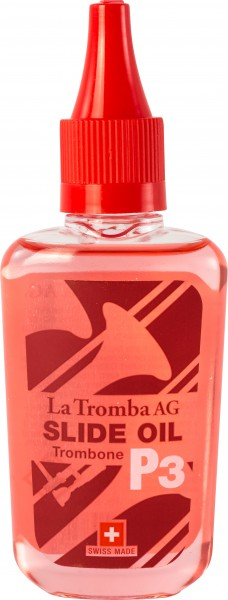 Slide Oil für Posaune P3 La Tromba