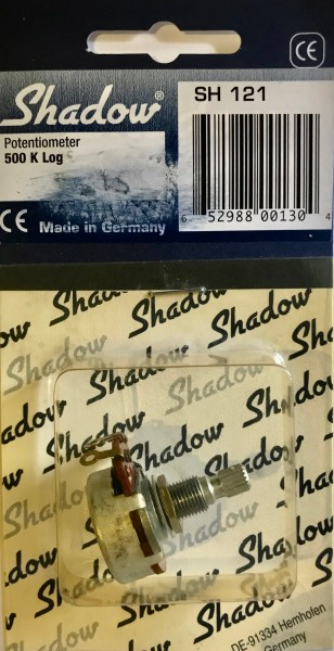 Shadow Potentiometer 500 K Ohm Logaritmisch