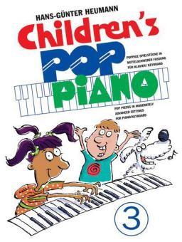 Childrens Pop Piano Band 3 Hans Günter Heumann
