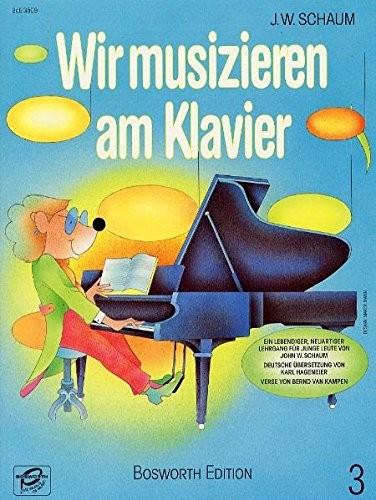 Wir musizieren am Klavier Band 3