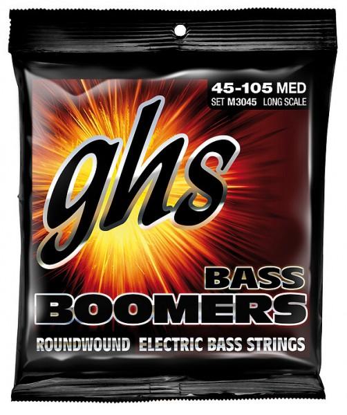 GHS Bass Gitarren Saiten 45-105 medium