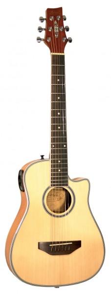 Kirkland Traveller Guitar natur