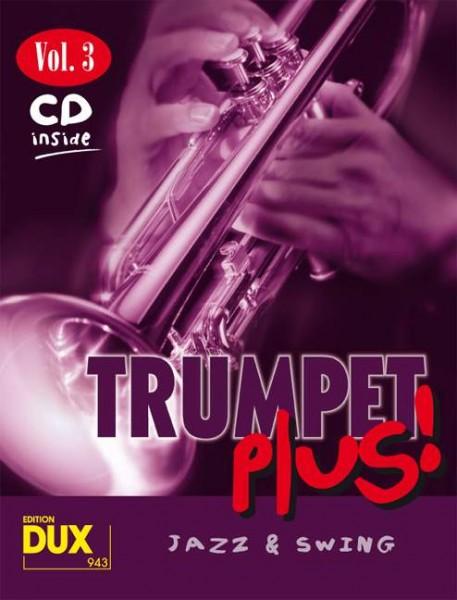 Trumpet plus Vol. 3 8 weltbekannte Titel für Trompete mit Playback-CD