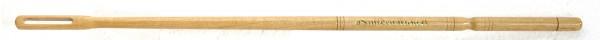 Flötenwischer Holz für Querflöte