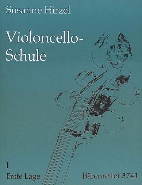 Violoncello-Schule Heft 1 Susanne Hirzel