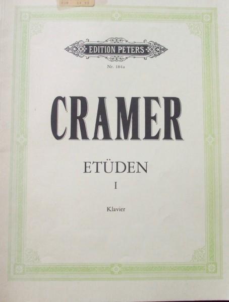 Cramer Etüden Band 1 Klavier
