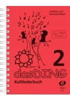 Das Ding 2 Kultliederbuch A. Lutz B. Bitzel