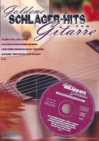 Goldene Schlager-Hits 8*CD): für Gitarre von Michlbauer GmbH Echo Musikverlag GmbH