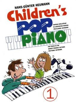 Childrens Pop Piano Band 1 von Hans Günter Heumann