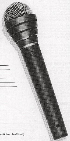 AKG D 310 Instrumental - Vocal Mikrofon