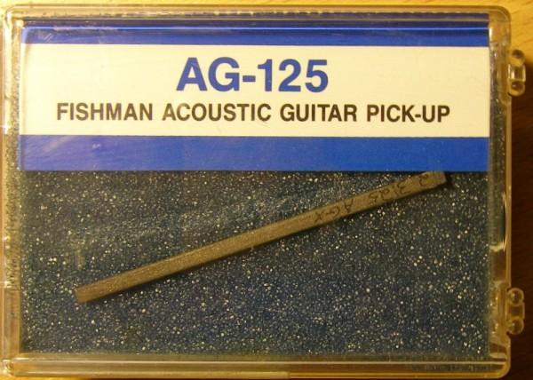Fishman AG-125 Pickup für 12 Saiter oder Konzert Gitarren