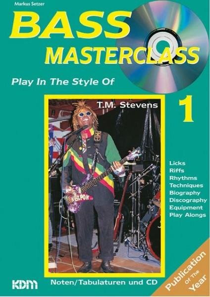 Bass Masterclass von Markus Setzer