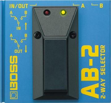 AB-2 Praktischer A/B-Wahlschalter