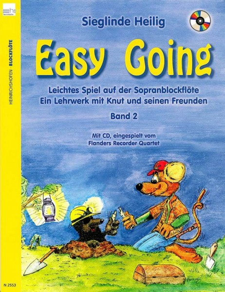 Easy Going Band 2 inclusive CD Sieglinde Heilig