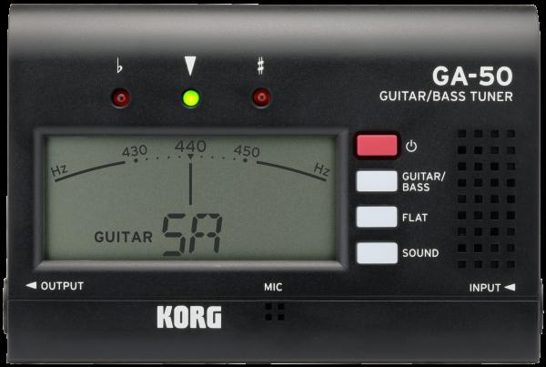 Korg Gitarren Tuner GA50