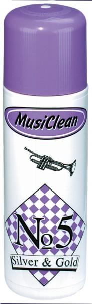 Reiniger für Blasinstrumente aus Messing Nickel Chrom Musik Clean Nr.5