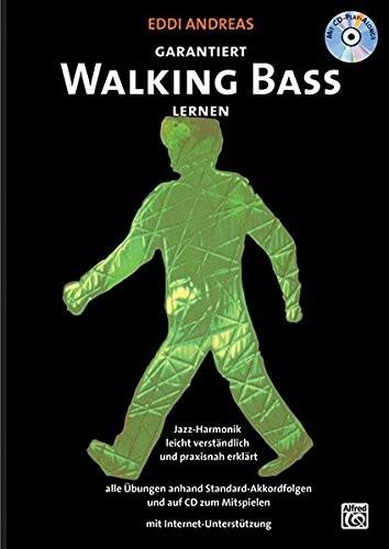 Garantiert Walking Bass lernen (Buch/CD)