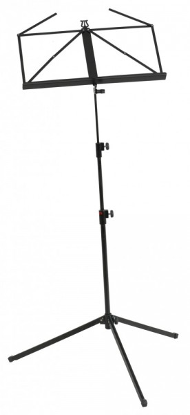 Hamilton Notenständer GMS-31 schwarz mit Tasche
