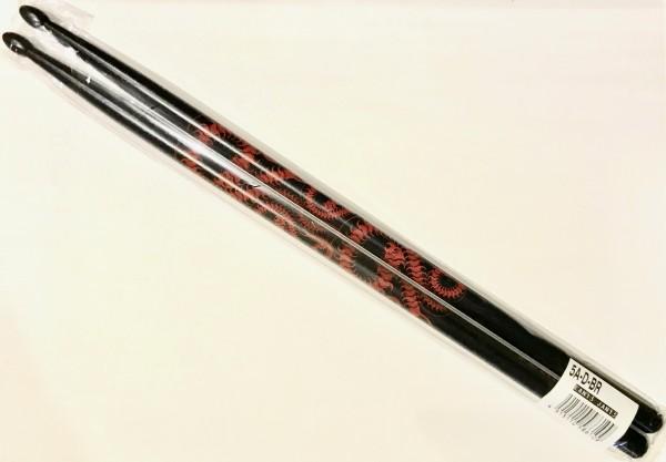 Tama Drumsticks O5A-D-BR Burning Destroyer Black