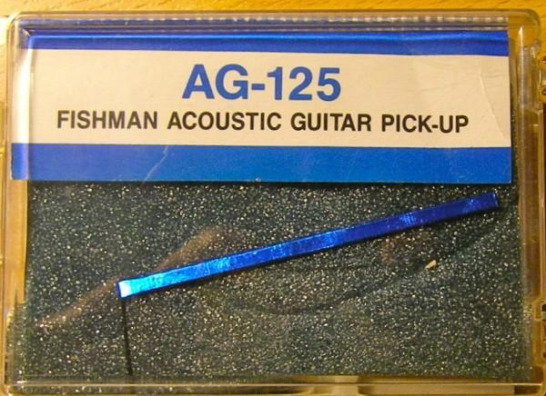 Fishman AG-125 Pickup für Westerngitarren