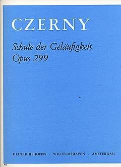 Schule der Geläufigkeit op. 299 komplett Carl Czerny
