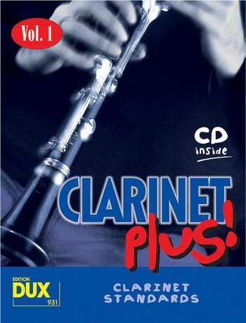 Clarinet Plus Vol. 1 mit CD