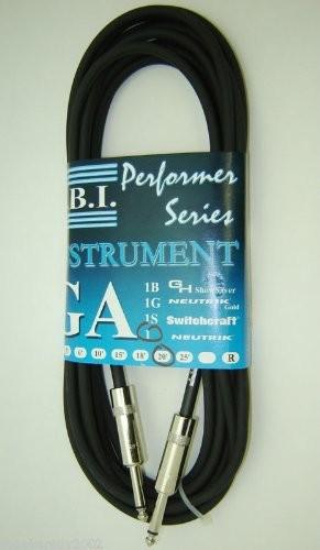 Gitarrenkabel 6m CBI Performer Serie