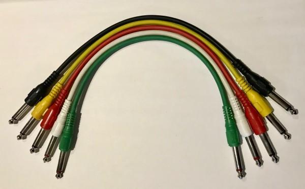 Schulz Kabel Patchkabel 25 cm verschiedene Farben