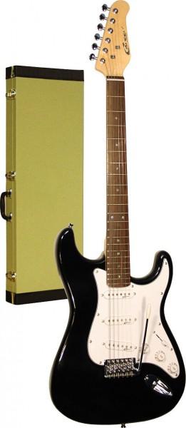 Career Stage-1 E-Gitarre black