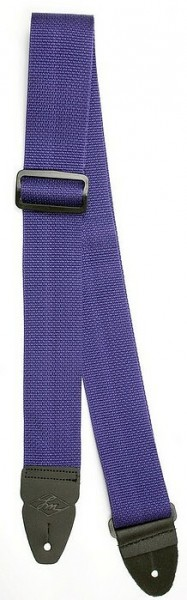 Gitarrengurt Konzertgitarre Nylon purple