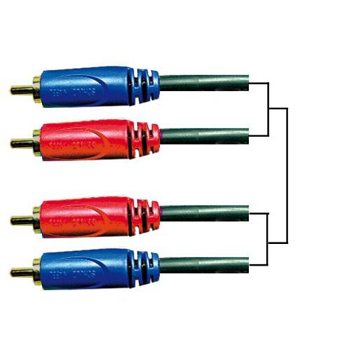 Schulz Kabel Verbindungskabel GRCA 3m
