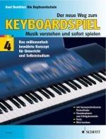 Der neue Weg zum Keyboardspiel Ohne CD Band 4