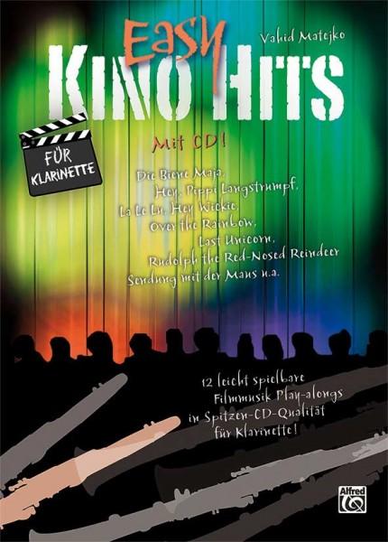 Easy Kino Hits für Klarinette Vahid Matejko
