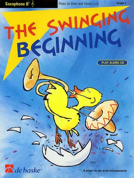 The Swinging Beginning Saxophon B im Violinenschlüssel