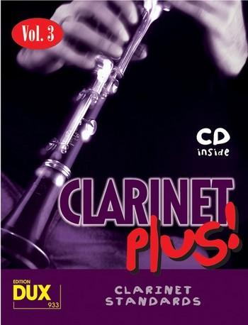 Clarinet Plus Vol. 3 mit CD