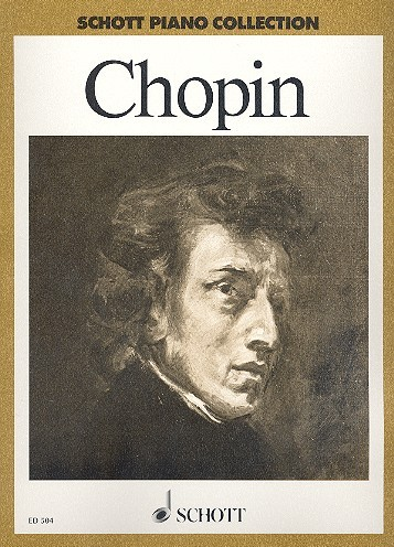 Chopin Schott Piano Collection