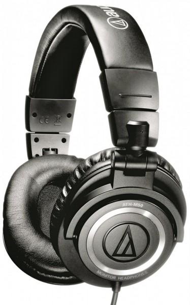 Audio Technica ATH-M50x Studiomonitorkopfhörer