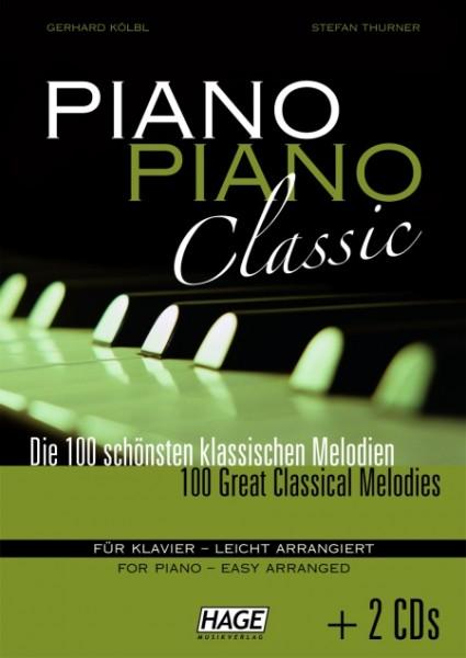 Piano Piano classic Leicht arrangiert