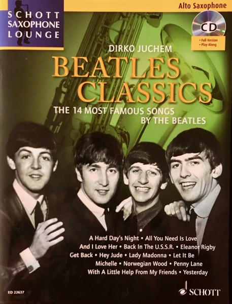 Beatles Classics mit CD Carsten Gerlitz