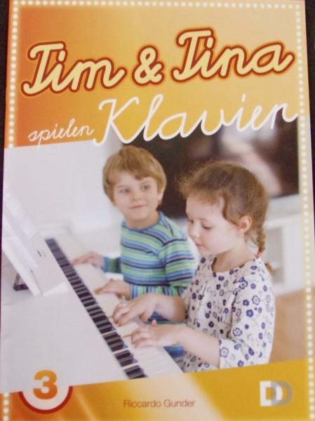 Tim + Tina spielen Klavier Band 3