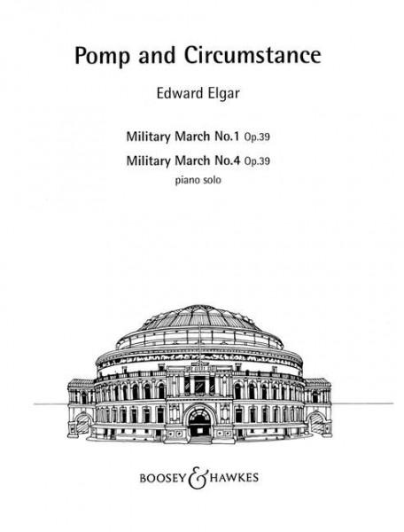 Pomp and Circumstance op. 39 1 - 4 Edward Elgar