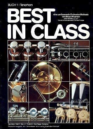 Siebenhüner Best in Class - Band 1 - Tenorhorn