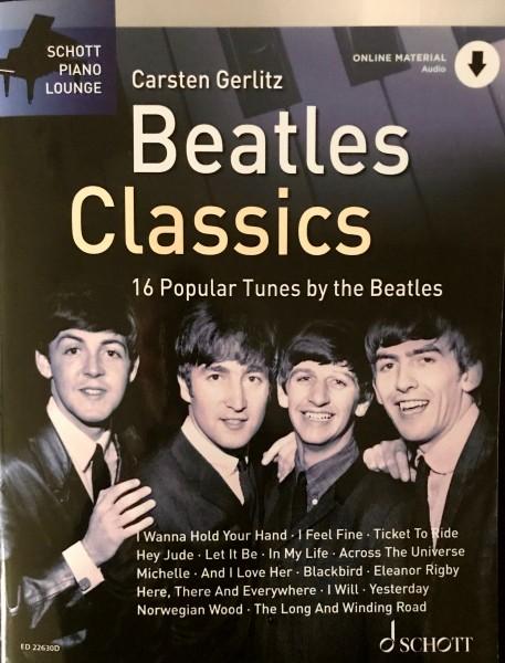 Beatles Classics für Piano von Carsten Gerlitz