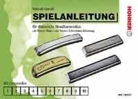 Spielanleitung für diatonische Mundharmonikas Helmuth Herold