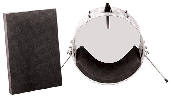 """Bass Drum Dämm Matte 2216 (22""""x16"""")"""