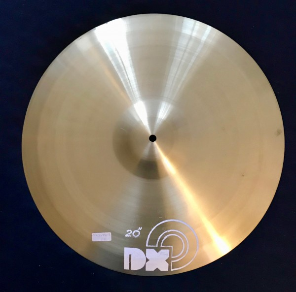 "Scott Cymbal DX Serie SET 14"" 16"" 20"""